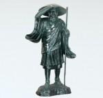 親鸞聖人像 神仏具 仏像 銅像 ブロンズ像 寺院 高岡銅器 竹中銅器