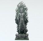 不動明王像 神仏具 仏像 銅像 ブロンズ像 寺院 高岡銅器 竹中銅器