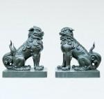 狗犬 神仏具 仏像 お寺 寺院 高岡銅器 竹中銅器