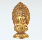 長田晴山 神仏具 仏像 お守り本尊 寺院 高岡銅器 竹中銅器