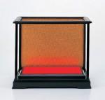 PC製 ガラスケース 置物台 飾り台 高岡銅器 竹中銅器