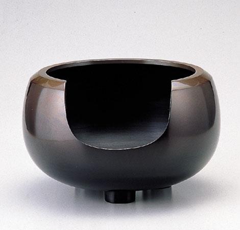 茶道具 茶器 般若宗勘 高岡銅器 竹中銅器