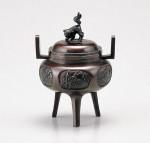 香炉 インテリア 高岡銅器 竹中銅器