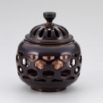 香炉 和 置物 インテリア 高岡銅器 竹中銅器