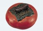 香合柿 高岡銅器 竹中銅器