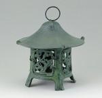 吊燈篭 日本庭園 インテリア 燈籠 高岡銅器 竹中銅器