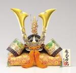 兜 端午の節句 誕生祝い 新築祝 出世兜 記念品 高岡銅器 竹中銅器