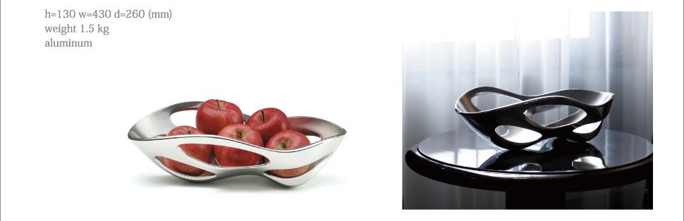 竹中銅器 Fruit Bowl